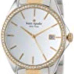 "kate spade new york Women's 1YRU0175 ""Seaport"" Stainless Steel Watch   Amazon (US)"
