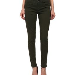 Seven7 Jeans - Twill Seamed Leggings in Army Green (Army Green) Women's Jeans   6pm