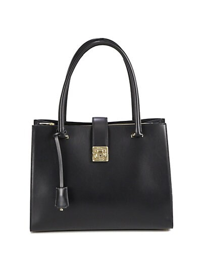 Lock Story Marlene Top-Handle Bag