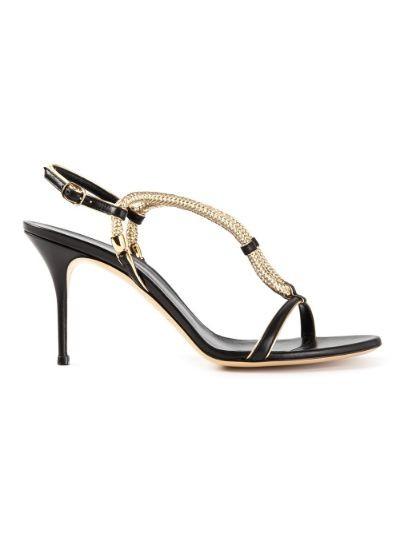 'Evening' sandals