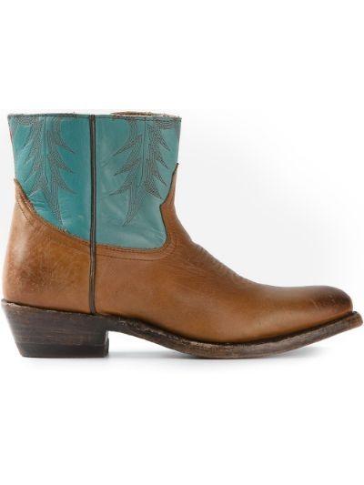 'Kut Austin Caribe' cowboy boots