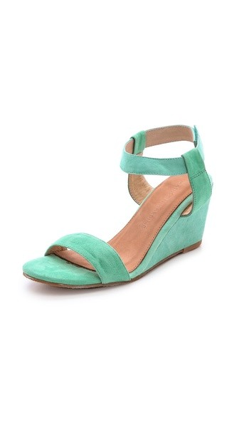 Sogo Low Wedge Sandals