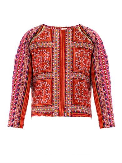 Sapa embroidered sweater
