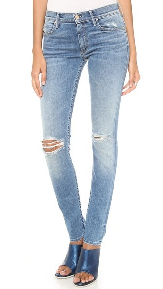 The Muse Straight Skinny Jeans