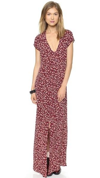 Eterie Maxi Dress