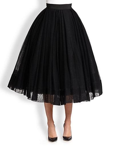 Tulle Ballerina Skirt