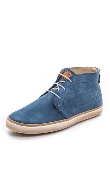 Alberto Chukka Boots
