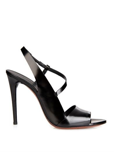 Neo Manhattan slingback sandals