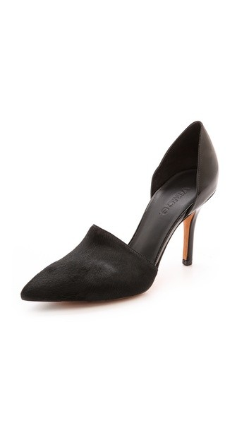 Claire Haircalf d'Orsay Pumps