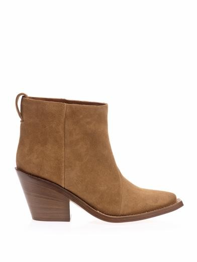 Donna suede boots