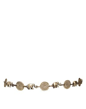 ASOS Elephant Chain Waist Belt