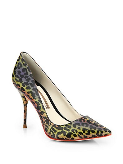 Lola Cheetah-Print Pumps