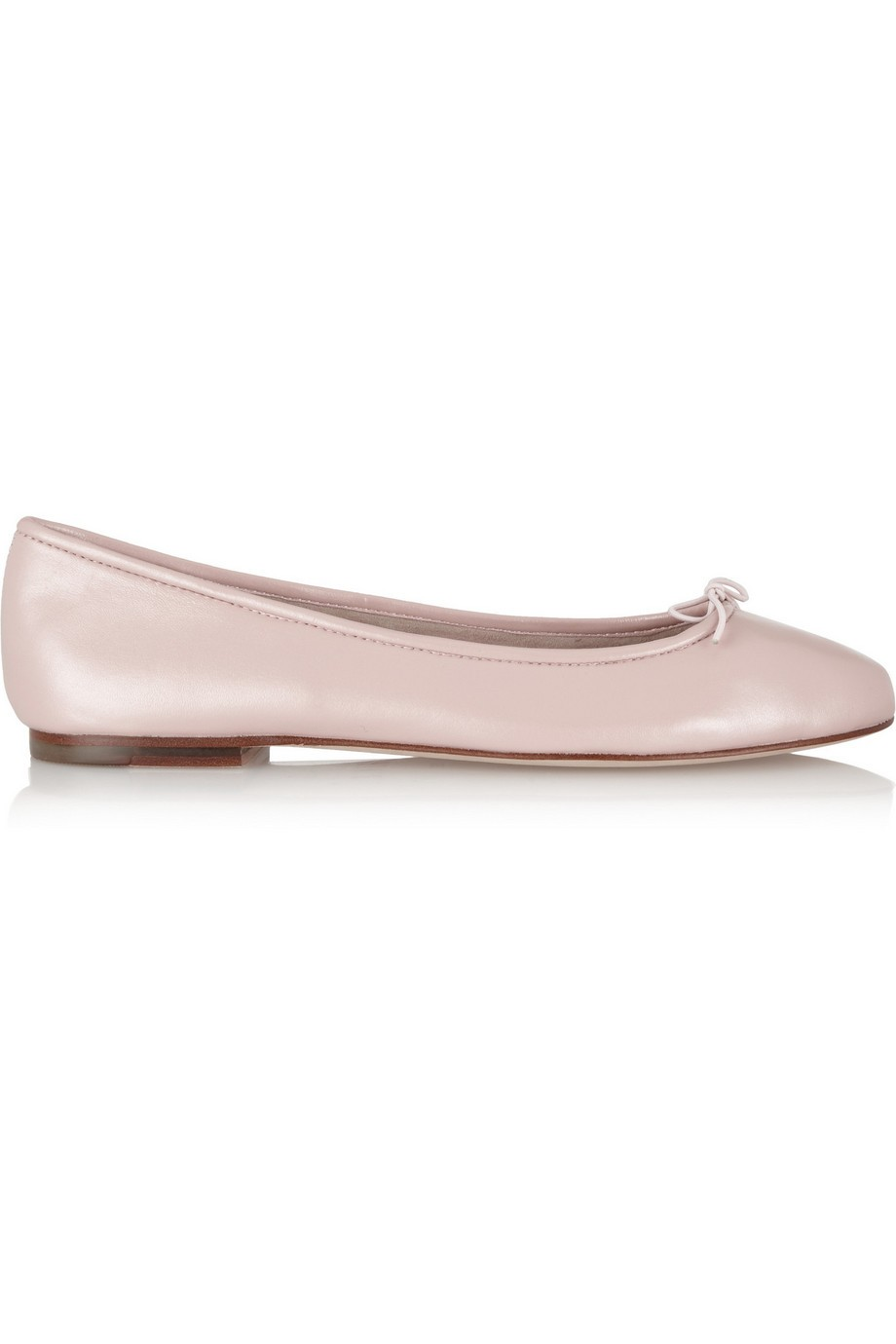 Fonteyn leather ballet flats