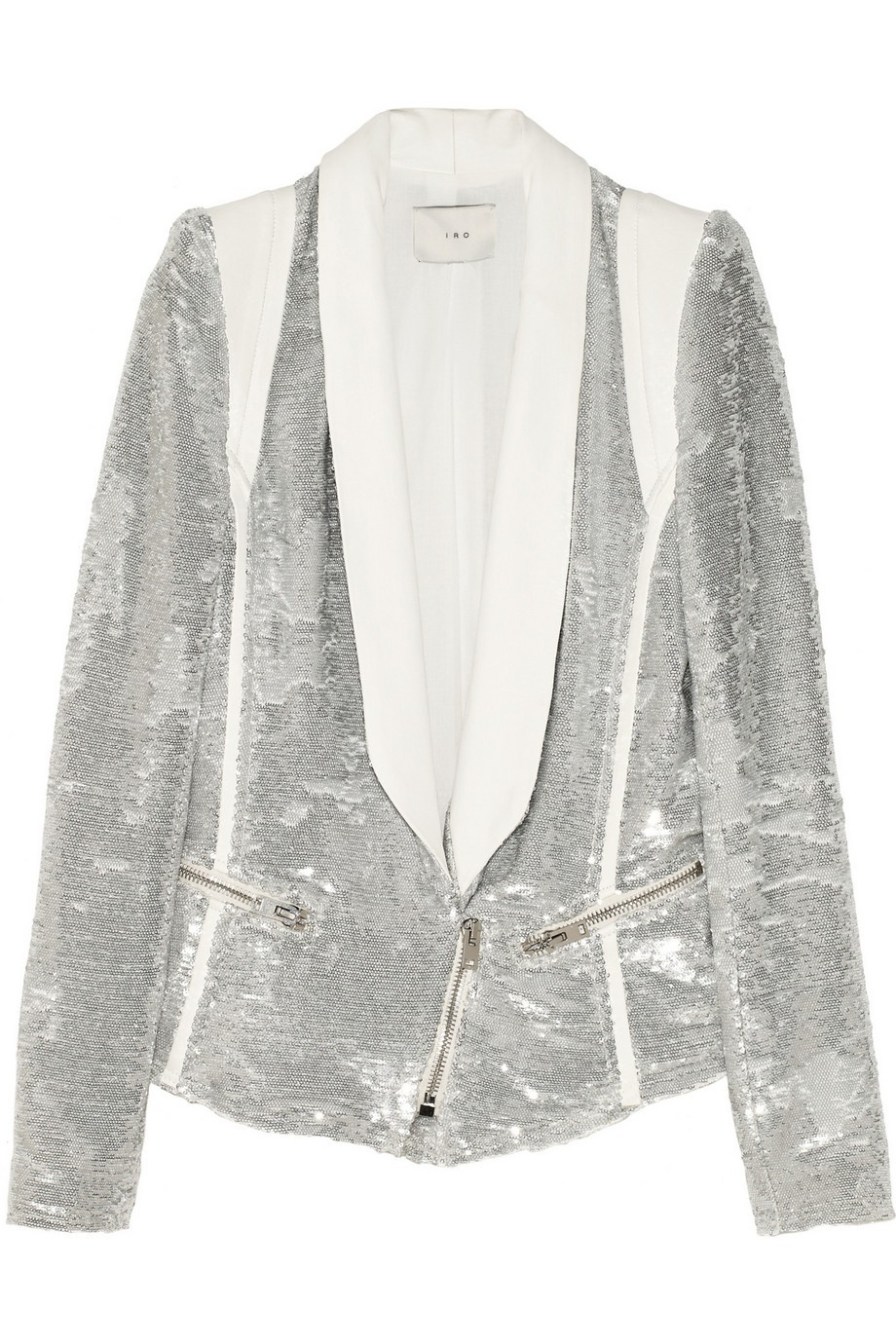 Hadley sequined blazer