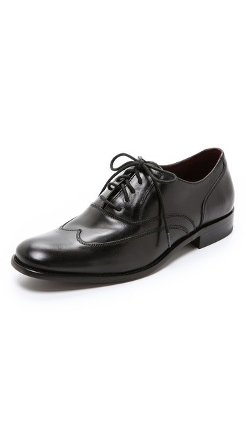 Luxe Classic Wing Tips