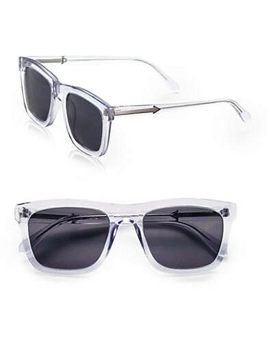 Deep Freeze Square Sunglasses