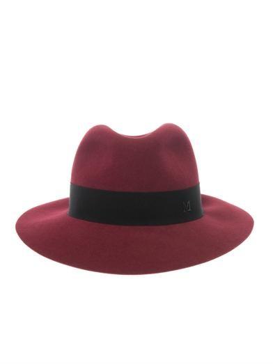 Henrietta fedora hat