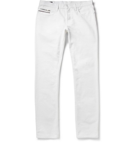 Regular-Fit Cotton Jeans
