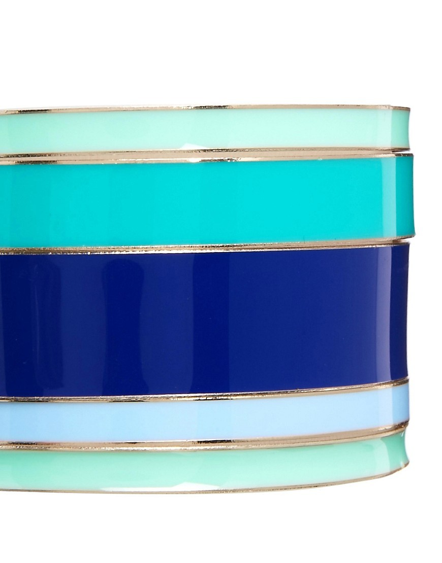Lipsy Enamel Bangle Multipack Bangle