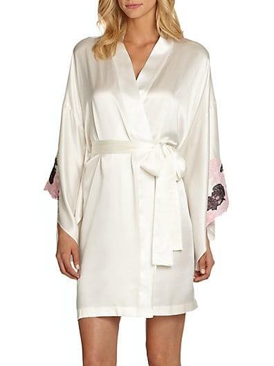 Lolita Silk Robe