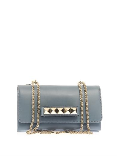 Va Va Voom leather shoulder bag