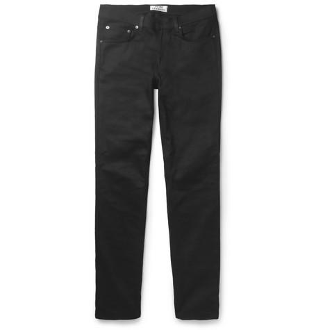 Ace Cash Slim-Fit Denim Jeans