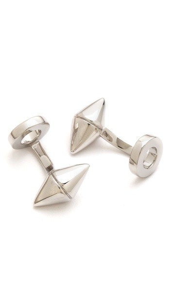 Double Cone Cufflinks
