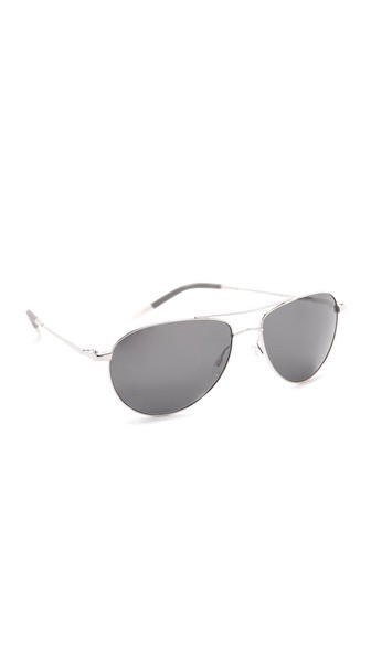 Benedict Mirrored Sunglasses