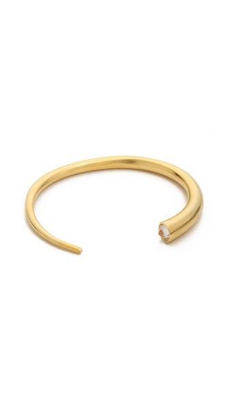 Tapered Bangle Bracelet