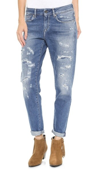 The Marker Boyfriend Jeans