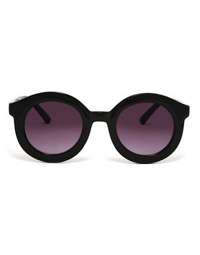 ASOS Basic Round Sunglasses