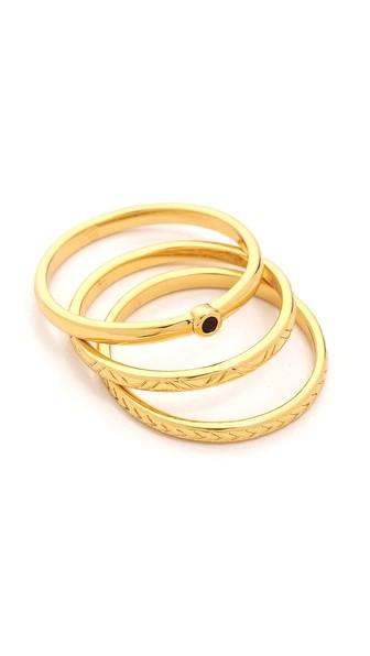 Festival Midi Ring Set