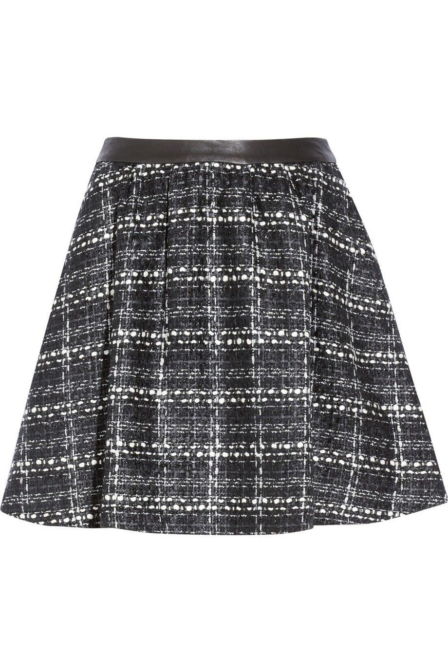 Keira tweed mini skirt