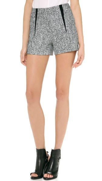 Florencia High Waisted Shorts