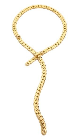 Classique Lariat Necklace