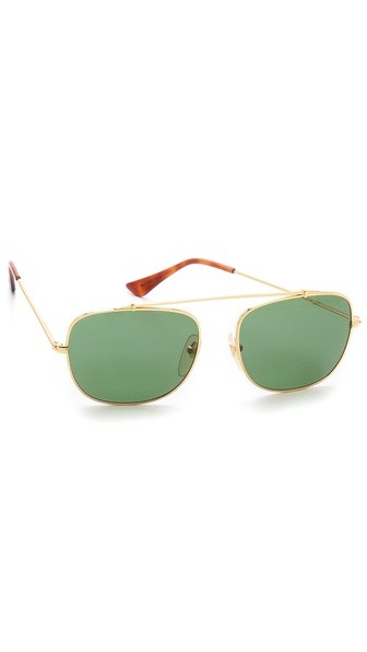 Primo Aviator Sunglasses