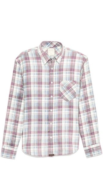 Walland Large Plaid Shirt