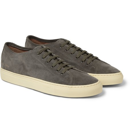 Tournament Suede Low Top Sneakers