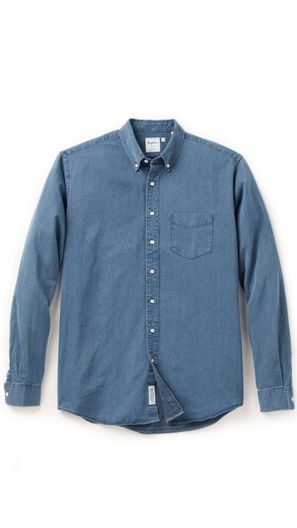 Leisure Denim Shirt