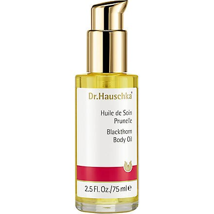 Blackthorn body oil 75ml