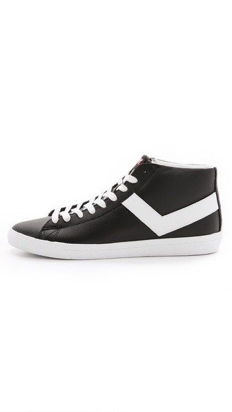 Topstar High Top Sneakers
