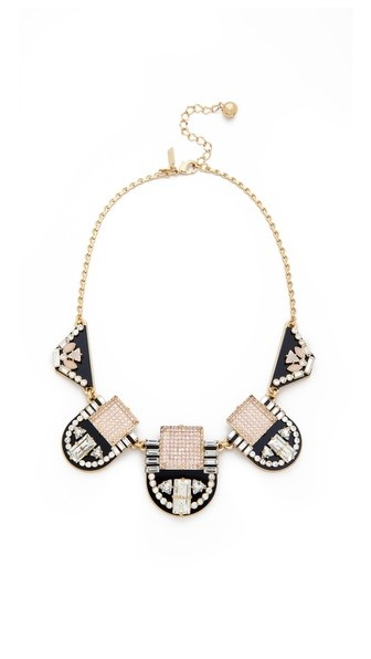Imperial Tile Necklace