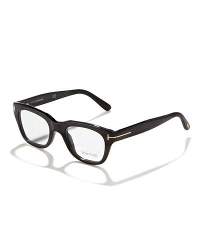 Tom Ford 				 			 		 		 	 	   				 				Unisex Semi-Squared Fashion Glasses