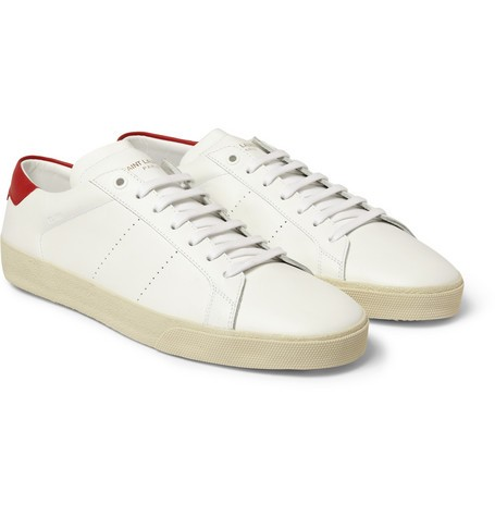 SL06 Leather Sneakers