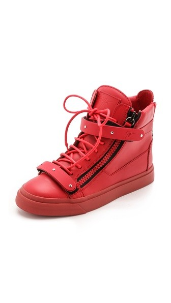 Zipper London Sneakers