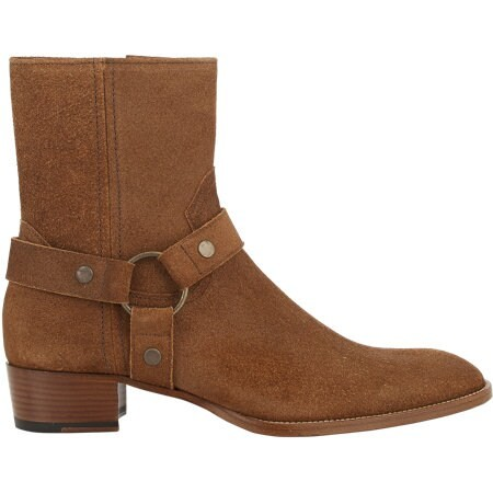 Harness-Strap Wyatt Boots