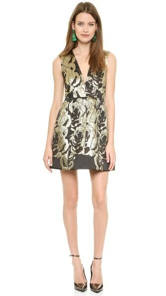 Pacey Lantern Dress