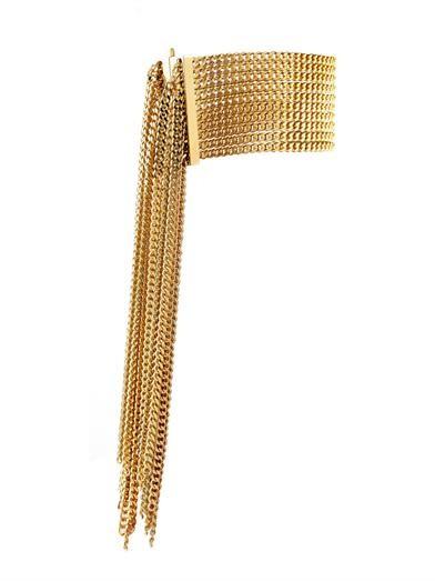 Delfine multi-chain bracelet