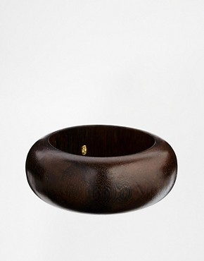 Kenneth Jay Lane Chunky Bangle.
