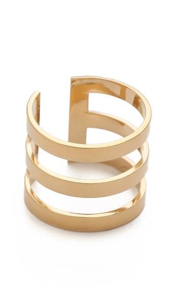 Yvette 3 Band Ring